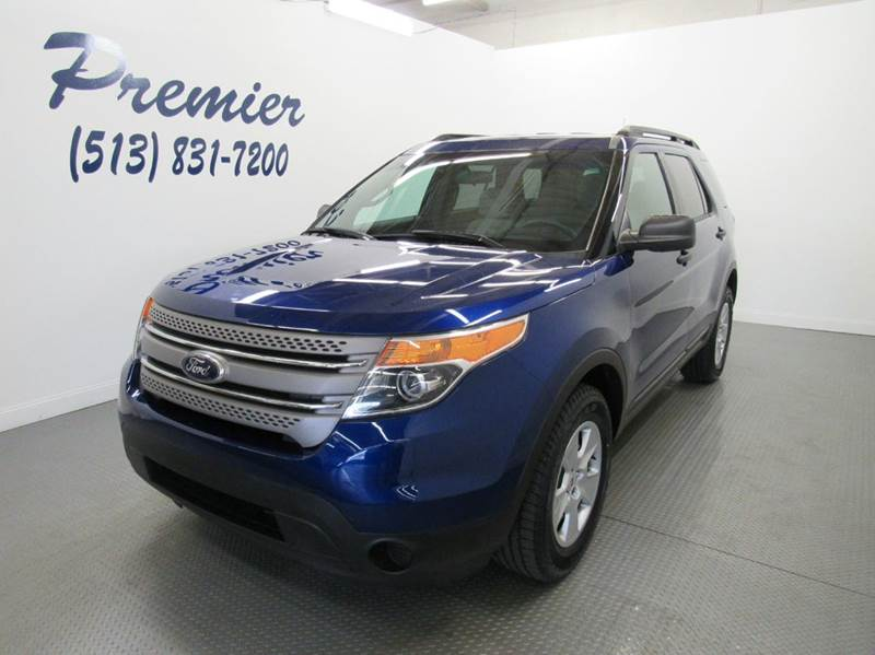 2014 Ford Explorer for sale at Premier Automotive Group in Milford OH