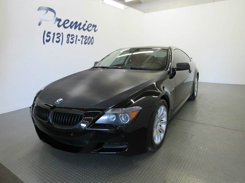 2006 BMW 6 Series for sale at Premier Automotive Group in Milford OH