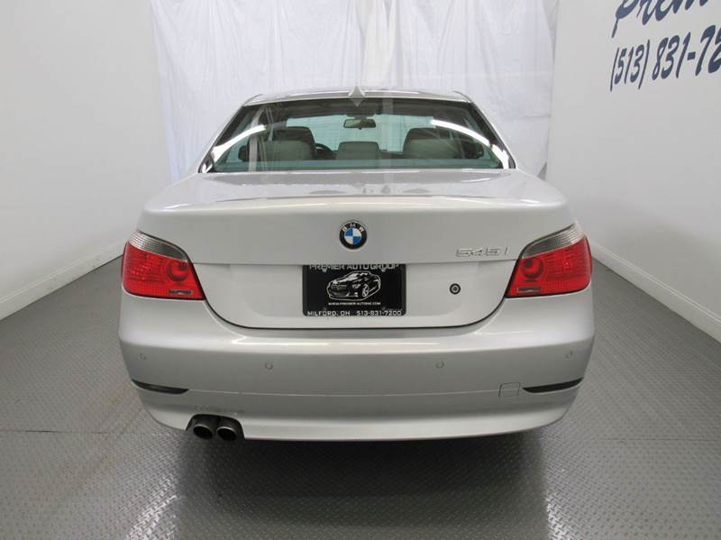 2004 BMW 5 Series for sale at Premier Automotive Group in Milford OH