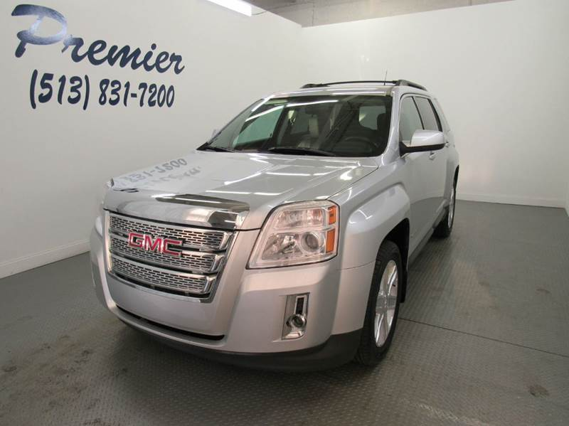 2011 GMC Terrain for sale at Premier Automotive Group in Milford OH