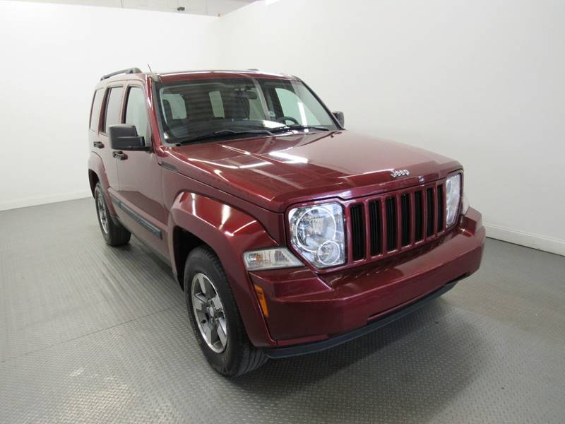 2008 Jeep Liberty for sale at Premier Automotive Group in Milford OH