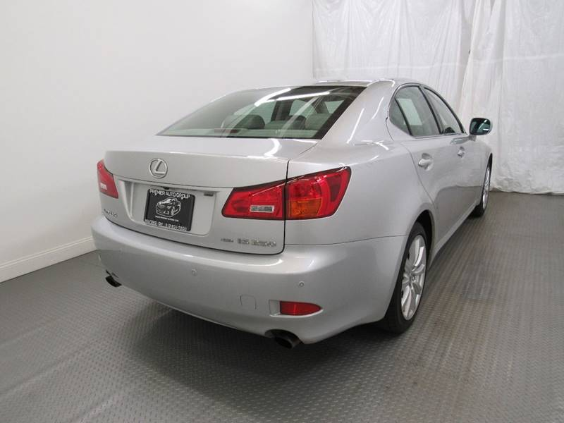 2006 Lexus IS 250 for sale at Premier Automotive Group in Milford OH