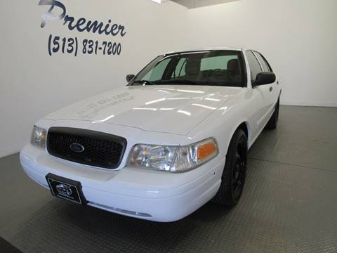 2009 Ford Crown Victoria for sale in Milford, OH