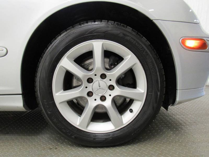 2007 Mercedes-Benz C-Class for sale at Premier Automotive Group in Milford OH