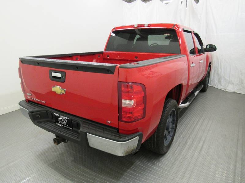 2010 Chevrolet Silverado 1500 for sale at Premier Automotive Group in Milford OH