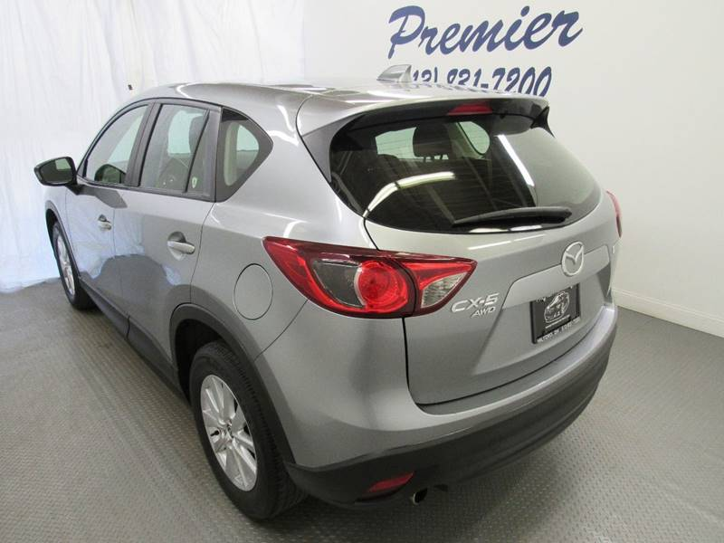 2014 Mazda CX-5 for sale at Premier Automotive Group in Milford OH
