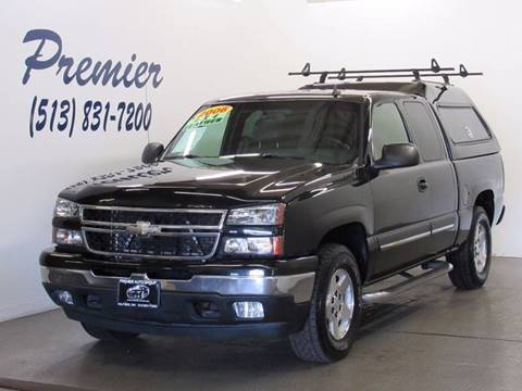 2006 Chevrolet Silverado 1500 for sale at Premier Automotive Group in Milford OH