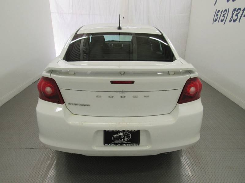 2011 Dodge Avenger for sale at Premier Automotive Group in Milford OH