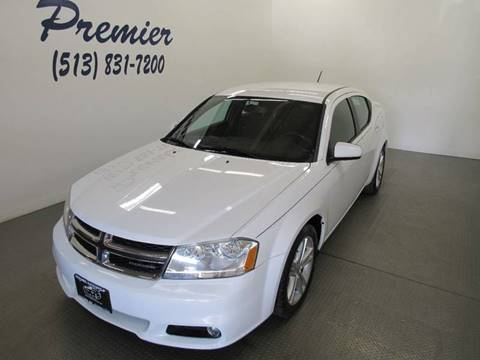 2011 Dodge Avenger for sale in Milford, OH