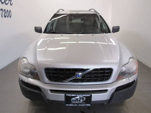 2004 Volvo XC90 for sale at Premier Automotive Group in Milford OH