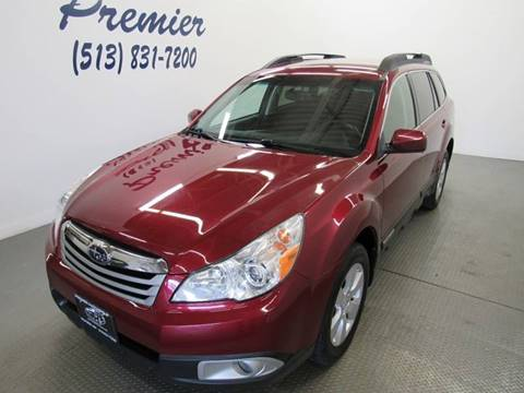 2012 Subaru Outback for sale in Milford, OH