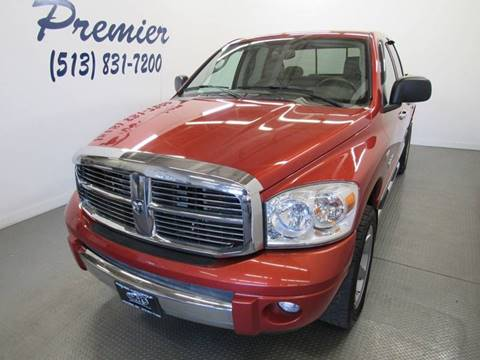 2008 Dodge Ram Pickup 1500 for sale at Premier Automotive Group in Milford OH