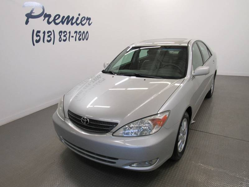 2004 Toyota Camry for sale at Premier Automotive Group in Milford OH