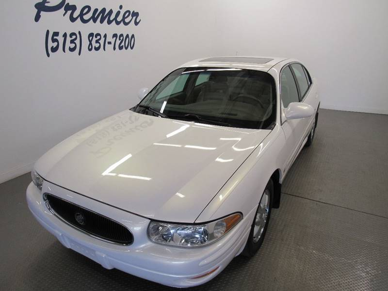 2004 Buick LeSabre for sale at Premier Automotive Group in Milford OH