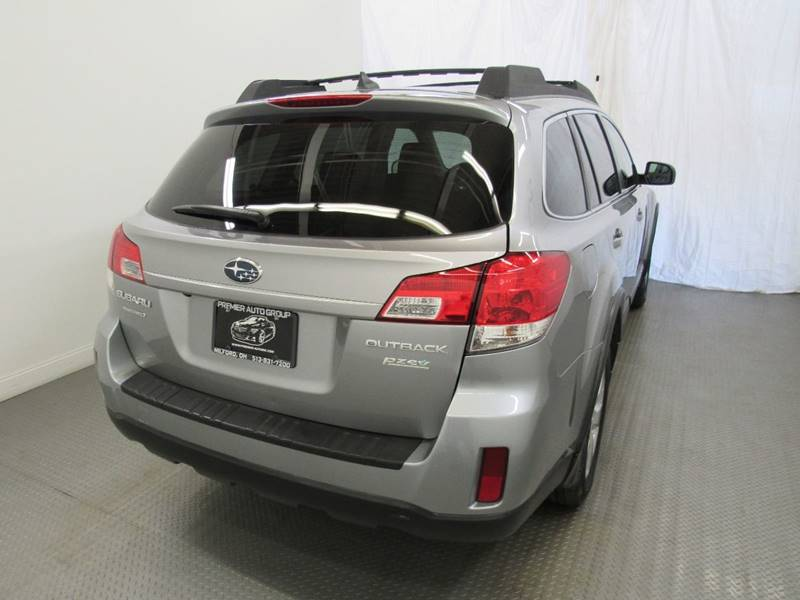 2011 Subaru Outback for sale at Premier Automotive Group in Milford OH