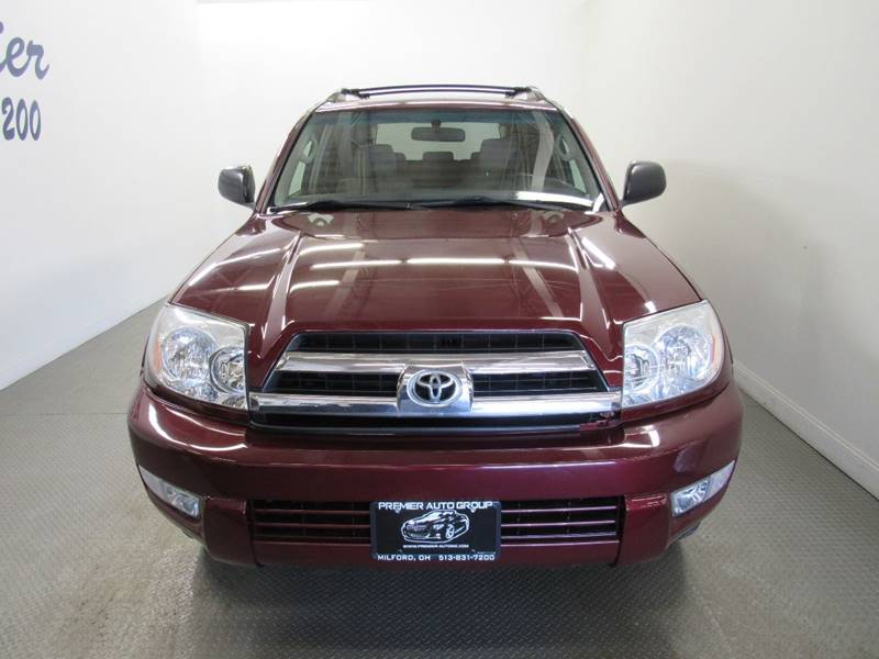 2005 Toyota 4Runner for sale at Premier Automotive Group in Milford OH