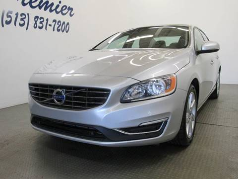2015 Volvo S60 for sale at Premier Automotive Group in Milford OH