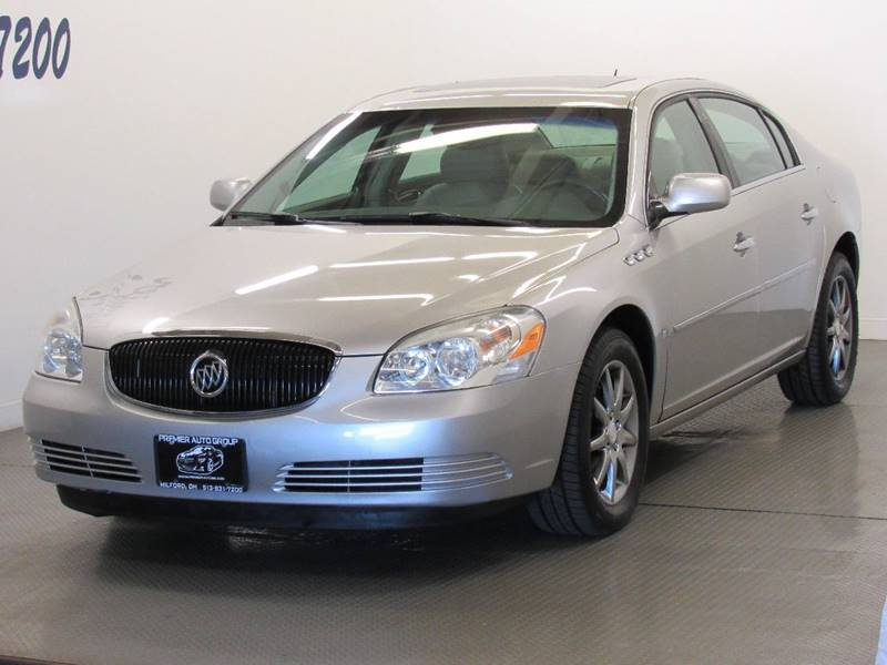 2007 Buick Lucerne for sale at Premier Automotive Group in Milford OH