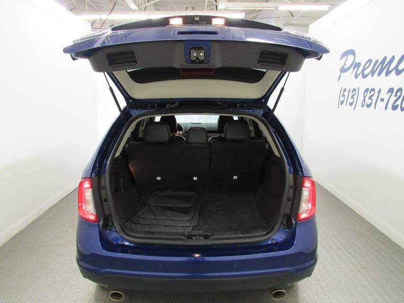 2013 Ford Edge for sale at Premier Automotive Group in Milford OH