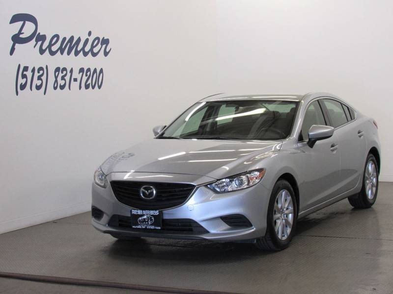 2016 Mazda MAZDA6 for sale at Premier Automotive Group in Milford OH