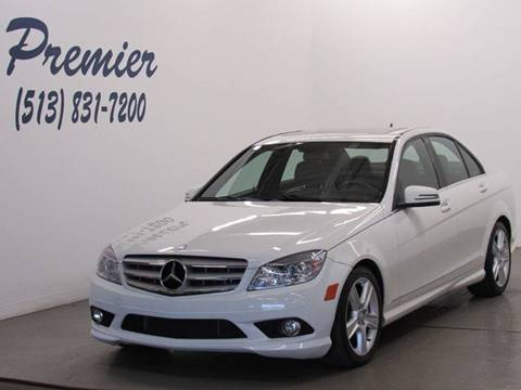 2010 Mercedes-Benz C-Class for sale at Premier Automotive Group in Milford OH