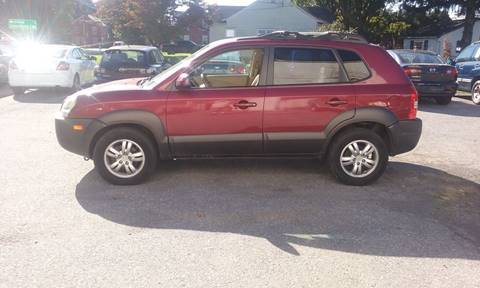2006 Hyundai Tucson for sale in Coplay, PA