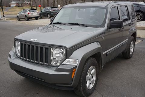 2012 Jeep Liberty for sale in Mount Vernon, OH