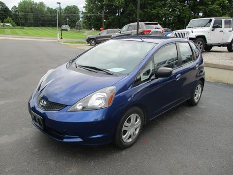 2010 Honda Fit for sale in Mount Vernon, OH
