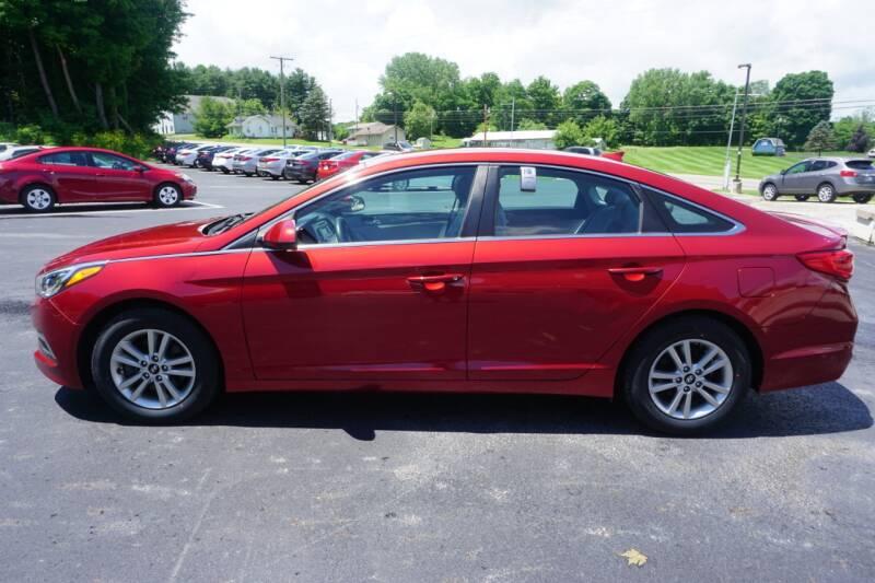2015 Hyundai Sonata SE 4dr Sedan - Mount Vernon OH