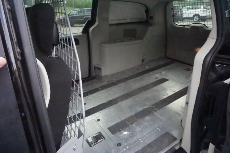2015 RAM C/V Tradesman 4dr Cargo Mini-Van - Mount Vernon OH