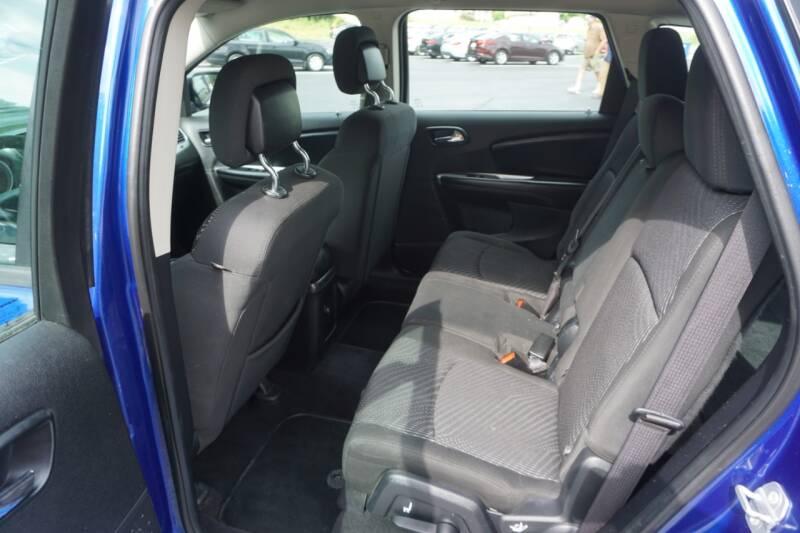 2015 Dodge Journey SE 4dr SUV - Mount Vernon OH