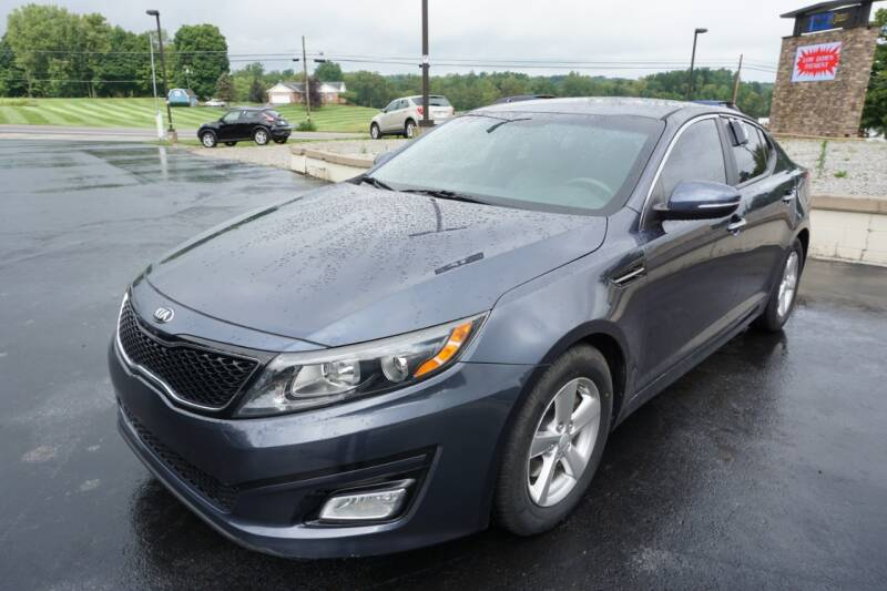 2015 Kia Optima LX 4dr Sedan - Mount Vernon OH
