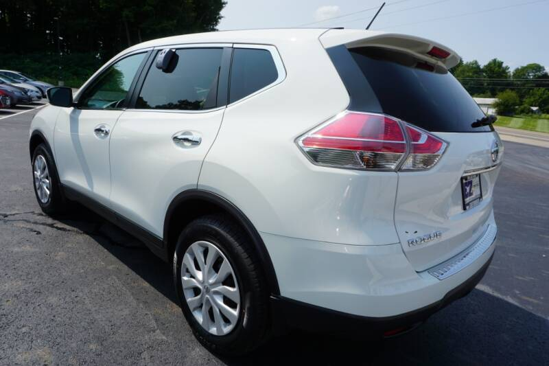 2015 Nissan Rogue S - Mount Vernon OH