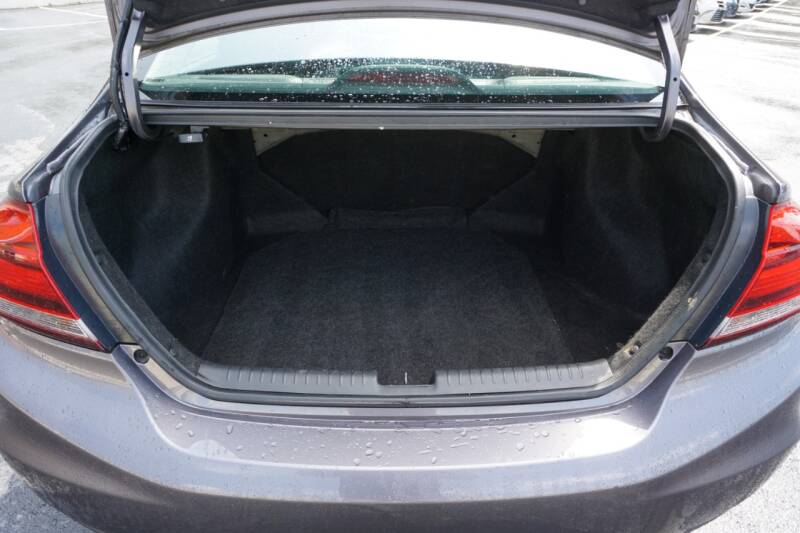 2015 Honda Civic LX 4dr Sedan CVT - Mount Vernon OH