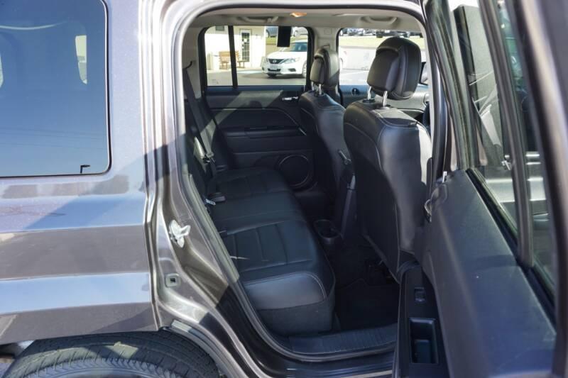 2016 Jeep Patriot  - Mount Vernon OH