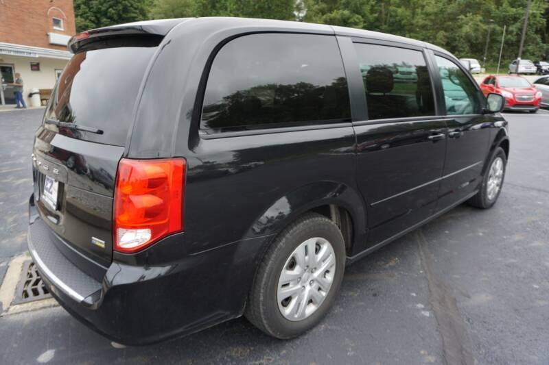 2017 Dodge Grand Caravan SE 4dr Mini-Van - Mount Vernon OH