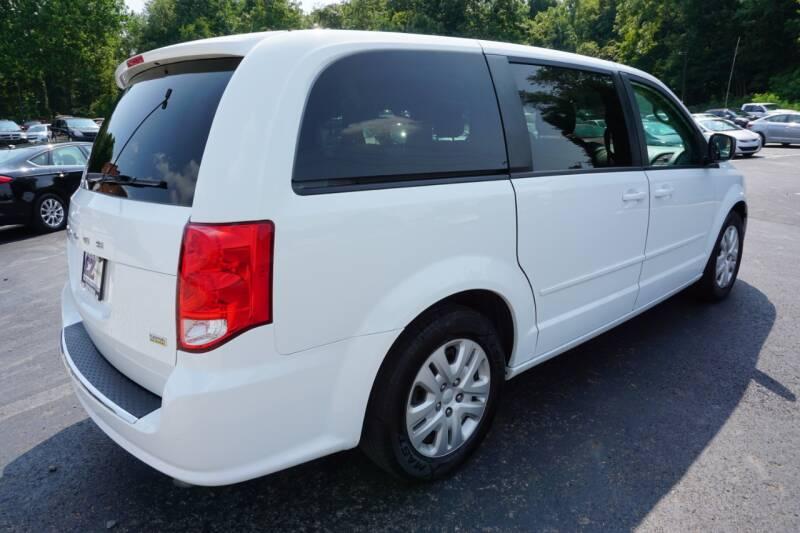 2016 Dodge Grand Caravan SE 4dr Mini-Van - Mount Vernon OH