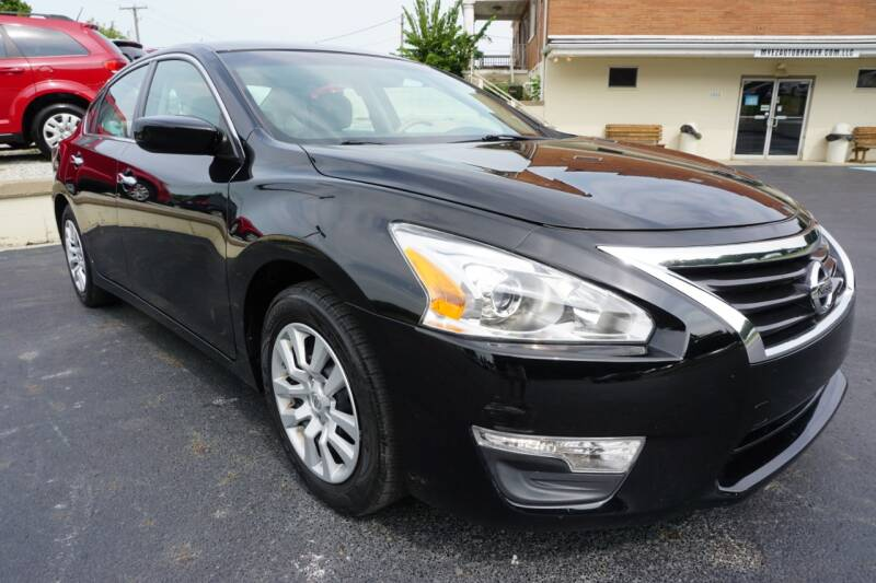 2015 Nissan Altima 2.5 4dr Sedan - Mount Vernon OH