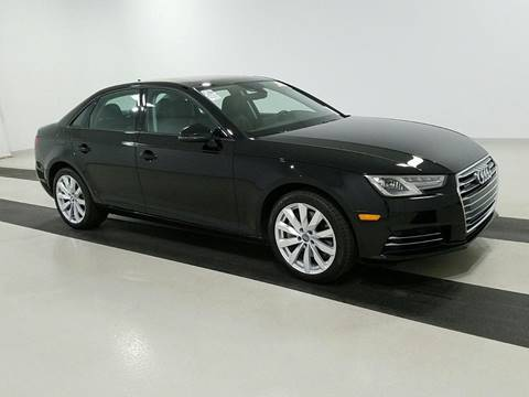 2017 Audi A4 for sale in Richmond Hill, NY