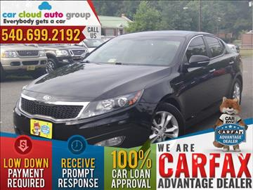 2013 Kia Optima for sale in Stafford, VA