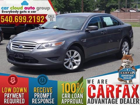 2011 Ford Taurus for sale in Stafford, VA