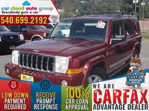 2007 Jeep Commander for sale in Stafford, VA