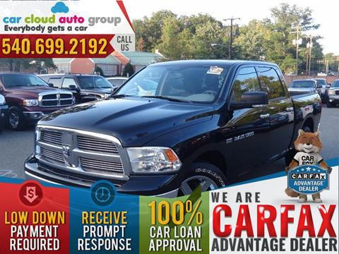 2011 RAM Ram Pickup 1500 for sale in Stafford, VA