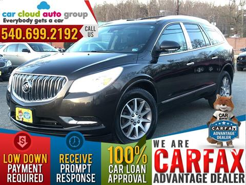 2014 Buick Enclave for sale in Stafford, VA