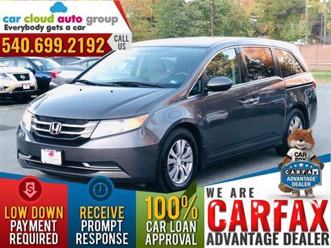 2014 Honda Odyssey for sale in Stafford, VA