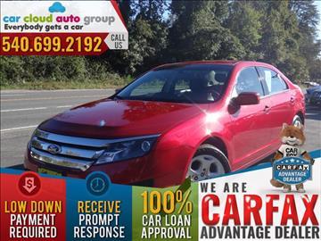 2011 Ford Fusion for sale in Stafford, VA