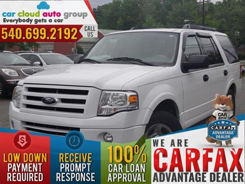 2009 Ford Expedition for sale in Stafford, VA