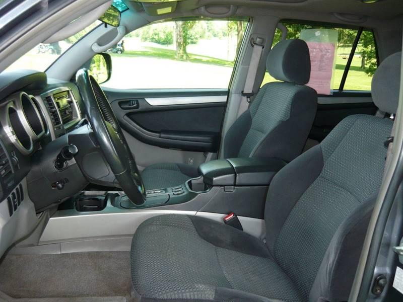 2003 Toyota 4Runner Sport Edition 4WD 4dr SUV - Marietta OH