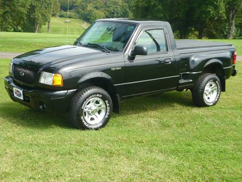 2001 Ford Ranger for sale in Marietta, OH