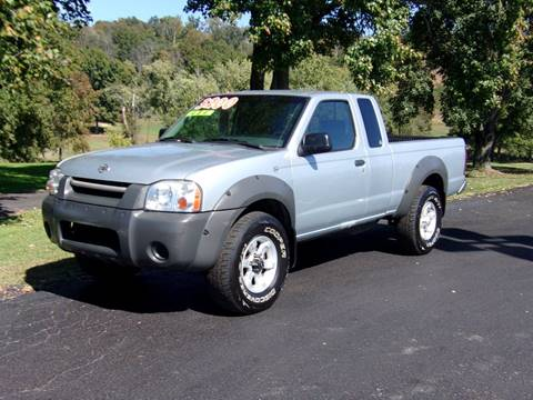 2001 Nissan Frontier for sale in Marietta, OH